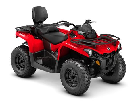 2020 Can-Am Outlander MAX 570 in Woodruff, Wisconsin