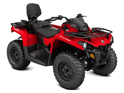 2020 Can-Am Outlander MAX 570 in Bennington, Vermont
