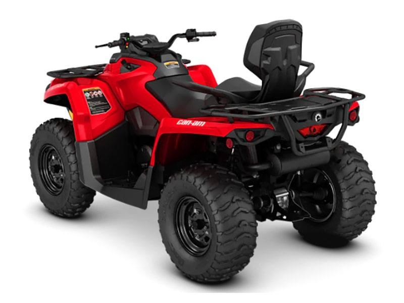 2020 Can-Am Outlander MAX 570 in Clinton Township, Michigan - Photo 2