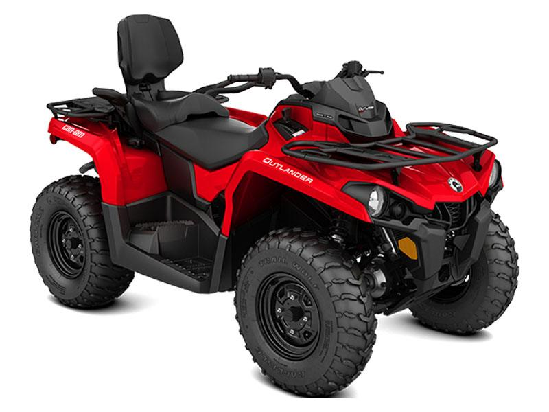 2020 Can-Am Outlander MAX 570 in Bennington, Vermont - Photo 1