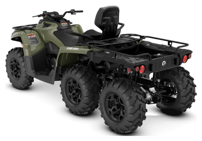 2020 Can-Am Outlander MAX 6X6 DPS 450 in New Britain, Pennsylvania - Photo 2