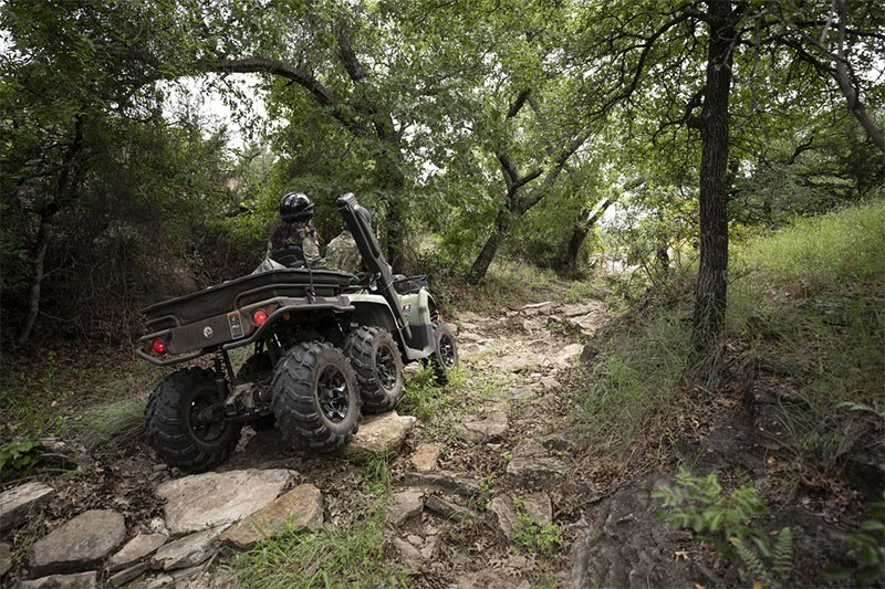 2020 Can-Am Outlander MAX 6X6 DPS 450 in Leesville, Louisiana - Photo 3