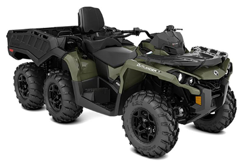 2020 Can-Am Outlander MAX 6X6 DPS 650 in Saint Johnsbury, Vermont - Photo 1