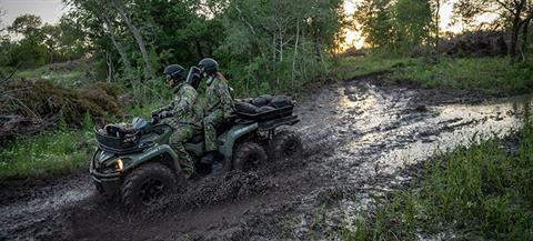 2020 Can-Am Outlander MAX 6X6 DPS 650 in Augusta, Maine - Photo 4