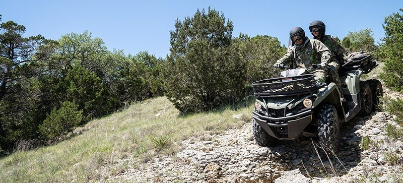 2020 Can-Am Outlander MAX 6X6 DPS 650 in Laredo, Texas - Photo 6