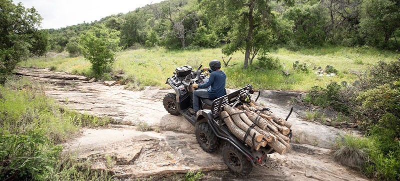 2020 Can-Am Outlander MAX 6X6 DPS 650 in Castaic, California - Photo 7