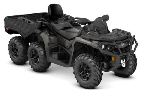 2020 Can-Am Outlander MAX 6x6 XT 1000 in Hillman, Michigan