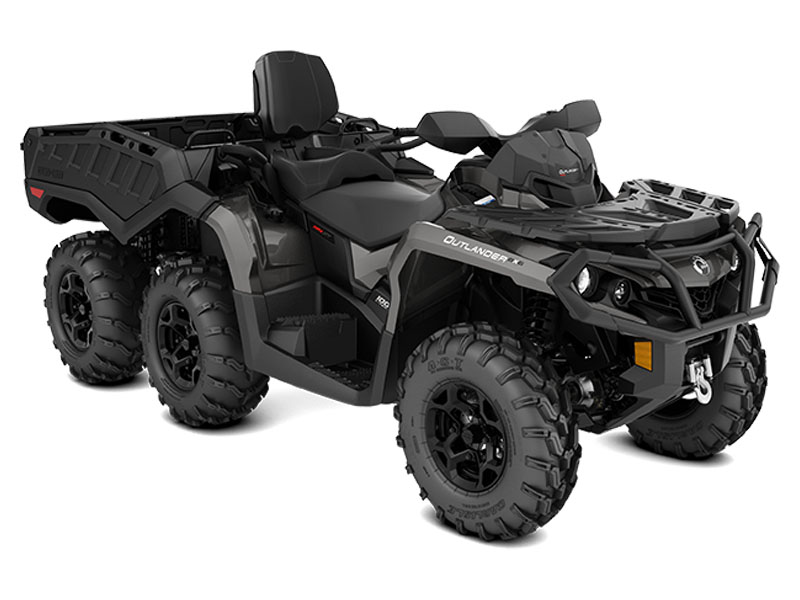2020 Can-Am Outlander MAX 6x6 XT 1000 in Stillwater, Oklahoma - Photo 1