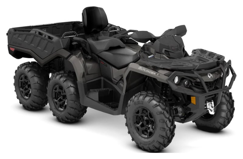 2020 Can-Am Outlander MAX 6x6 XT 1000 in Middletown, New York - Photo 1