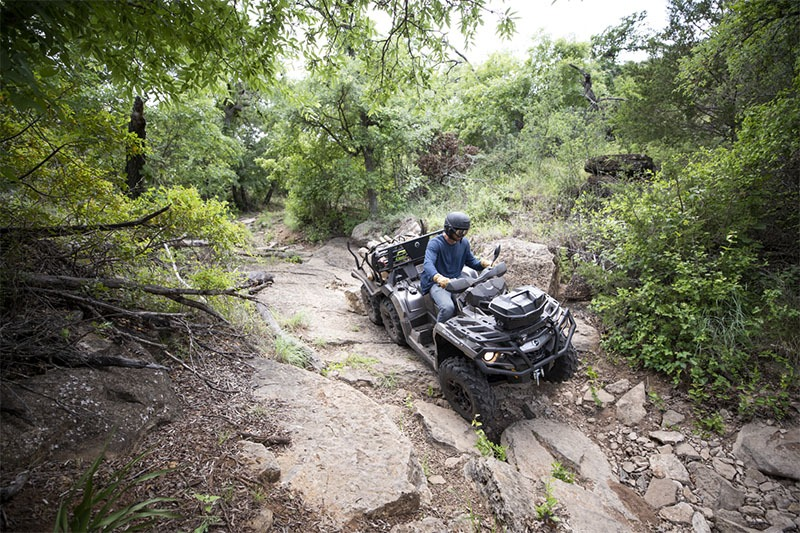 2020 Can-Am Outlander MAX 6x6 XT 1000 in Algona, Iowa - Photo 3