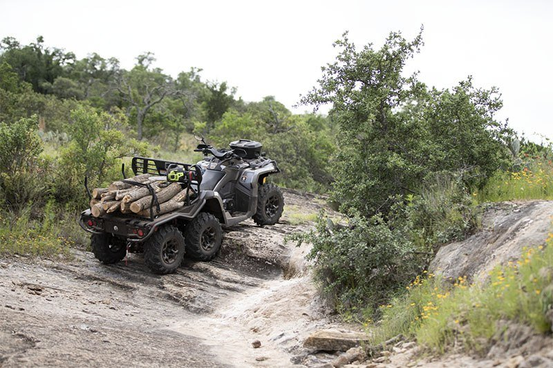 2020 Can-Am Outlander MAX 6x6 XT 1000 in Clovis, New Mexico - Photo 5