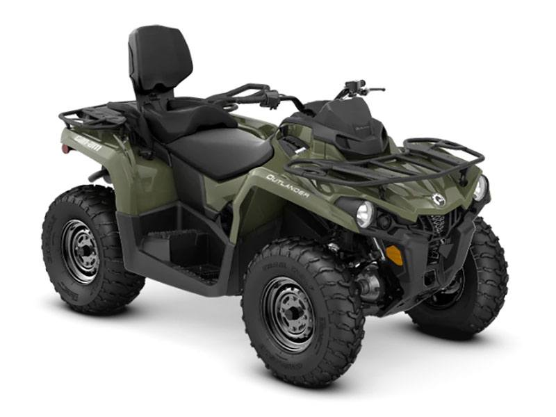 2020 Can-Am Outlander MAX DPS 450 in Grimes, Iowa - Photo 1