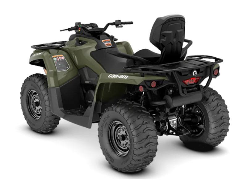 2020 Can-Am Outlander MAX DPS 450 in Cochranville, Pennsylvania - Photo 2