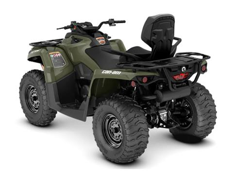 2020 Can-Am Outlander MAX DPS 450 in Oklahoma City, Oklahoma - Photo 2