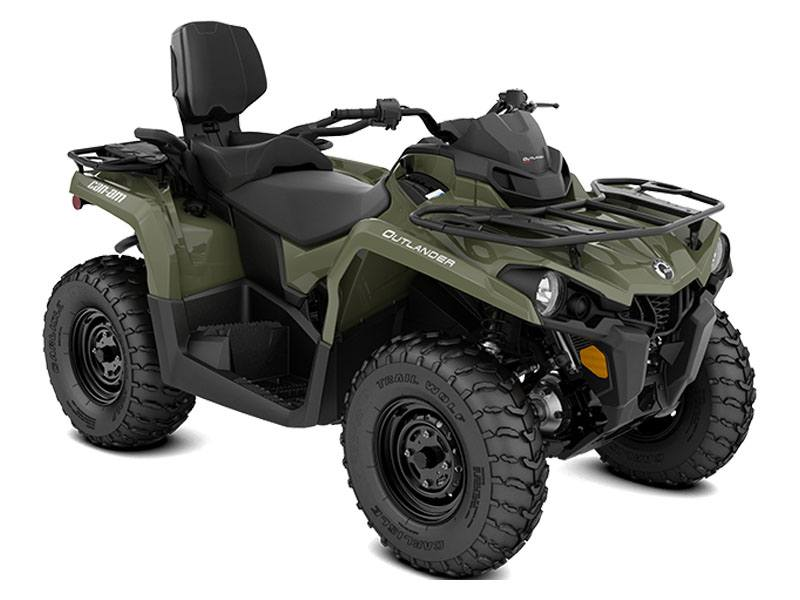 2020 Can-Am Outlander MAX DPS 450 in Huron, Ohio - Photo 1