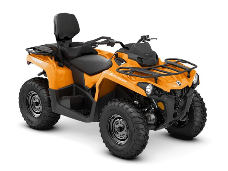 2020 Can-Am Outlander MAX DPS 450 in Jones, Oklahoma - Photo 1