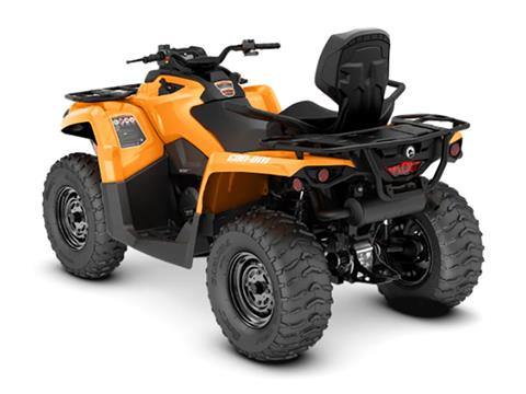 2020 Can-Am Outlander MAX DPS 450 in Island Park, Idaho - Photo 2