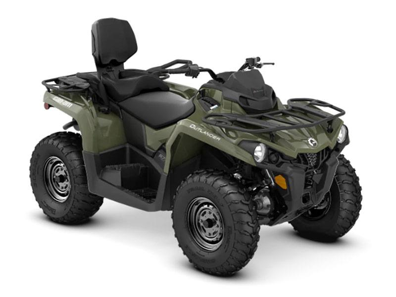2020 Can-Am Outlander MAX DPS 570 in Grimes, Iowa - Photo 1