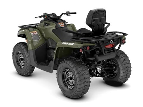 2020 Can-Am Outlander MAX DPS 570 in Augusta, Maine - Photo 2