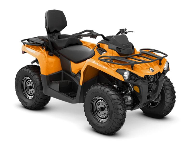 2020 Can-Am Outlander MAX DPS 570 in Afton, Oklahoma - Photo 1