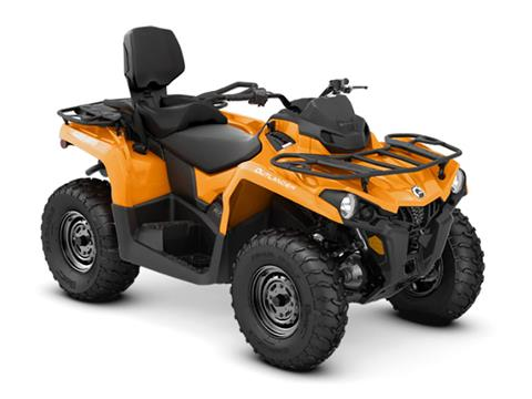 2020 Can-Am Outlander MAX DPS 570 in Jones, Oklahoma - Photo 1