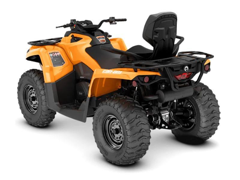 2020 Can-Am Outlander MAX DPS 570 in Wilmington, Illinois - Photo 2