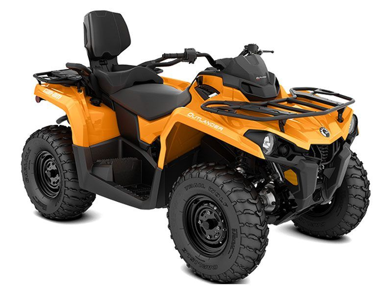 2020 Can-Am Outlander MAX DPS 570 in Enfield, Connecticut - Photo 1