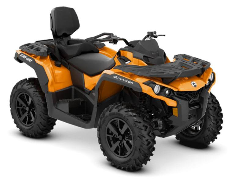 2020 Can-Am Outlander MAX DPS 650 in Garden City, Kansas - Photo 1