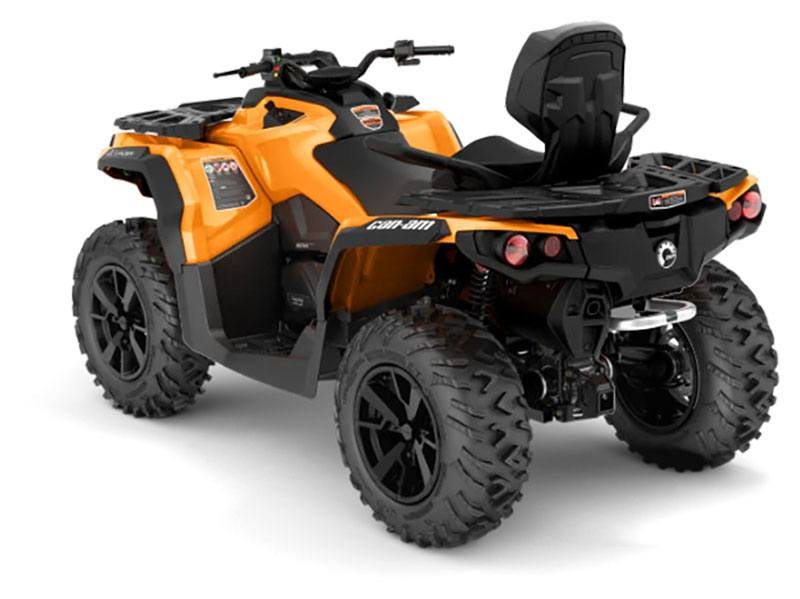 2020 Can-Am Outlander MAX DPS 650 in Lake City, Colorado - Photo 2