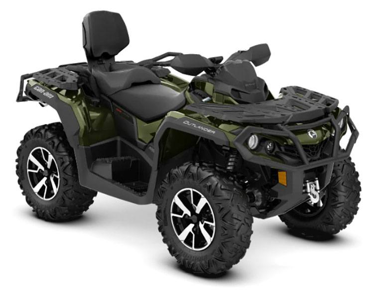 2020 Can-Am Outlander MAX Limited 1000R in Enfield, Connecticut - Photo 1