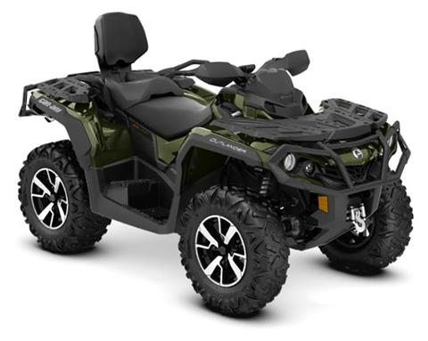 2020 Can-Am Outlander MAX Limited 1000R in Woodruff, Wisconsin
