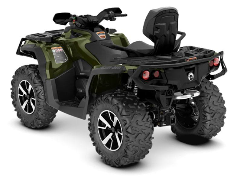 2020 Can-Am Outlander MAX Limited 1000R in Wilmington, Illinois - Photo 2
