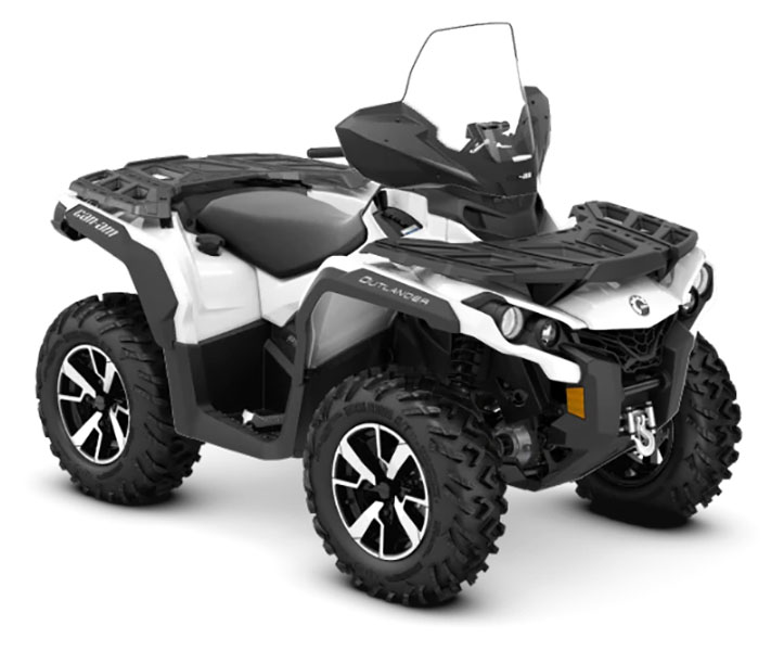 2020 Can-Am Outlander Max North Edition 850 in Wilmington, Illinois - Photo 1