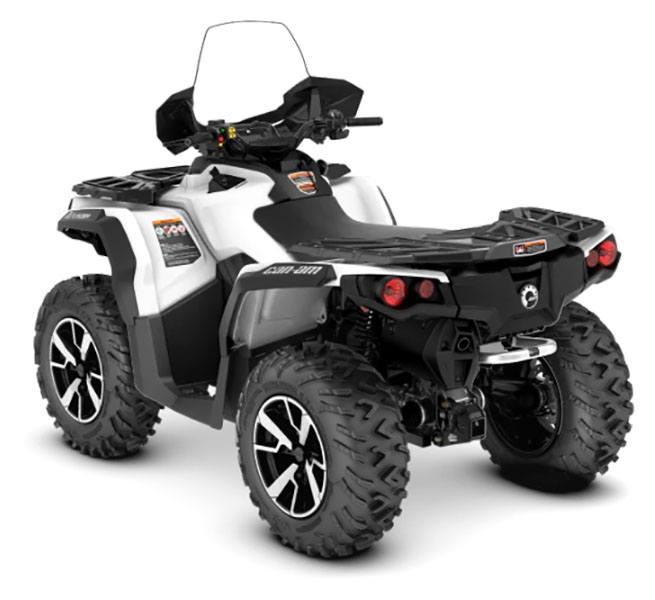 2020 Can-Am Outlander Max North Edition 850 in Wilmington, Illinois - Photo 2