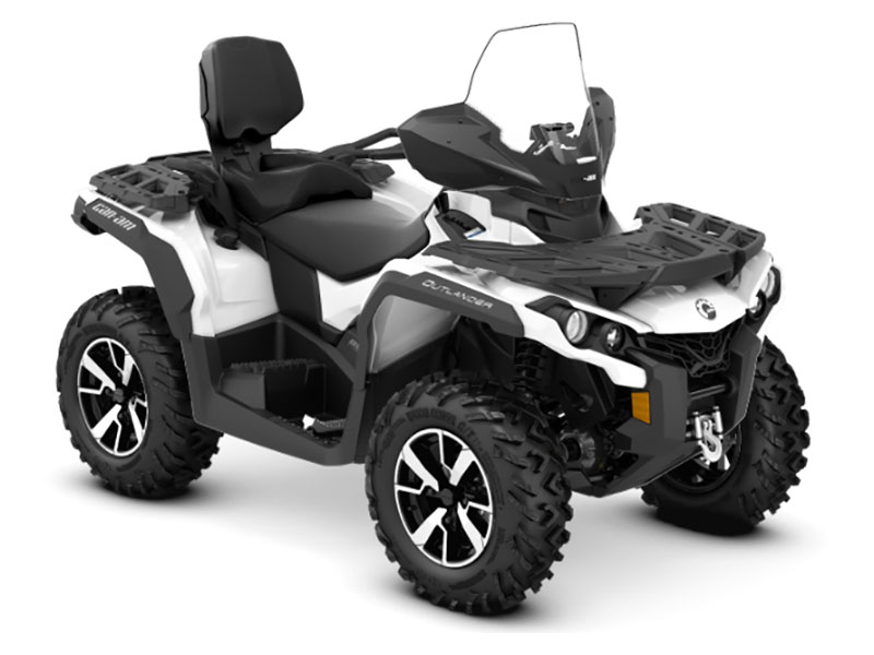 2020 Can-Am Outlander Max North Edition 850 in Conroe, Texas - Photo 1
