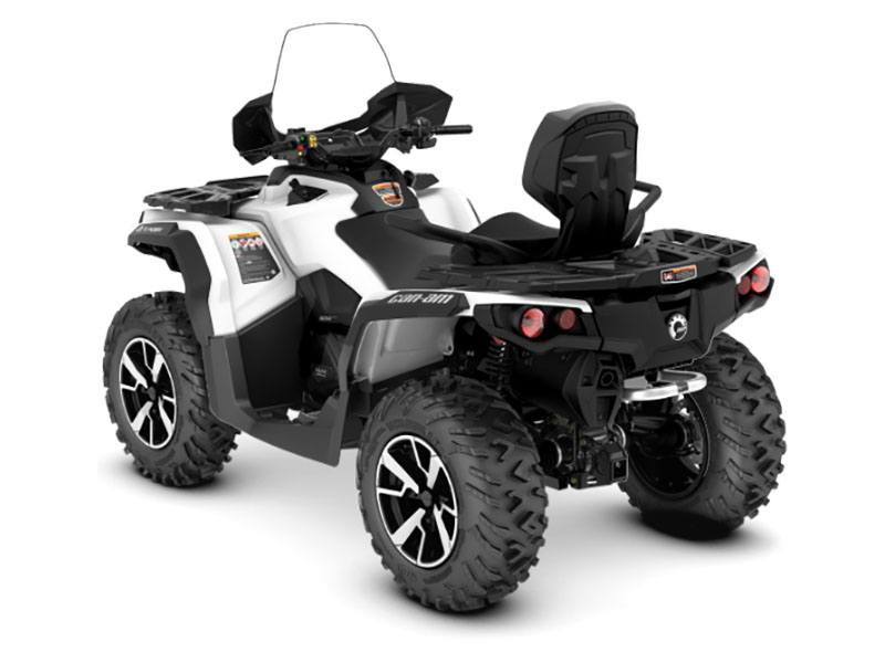 2020 Can-Am Outlander Max North Edition 850 in Stillwater, Oklahoma - Photo 2