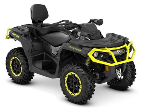 2020 Can-Am Outlander MAX XT-P 850 in Woodruff, Wisconsin