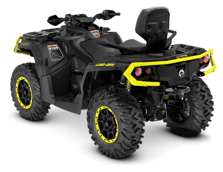 2020 Can-Am Outlander MAX XT-P 850 in Ennis, Texas - Photo 2