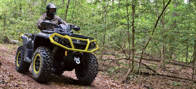 2020 Can-Am Outlander MAX XT-P 850 in Barre, Massachusetts - Photo 3