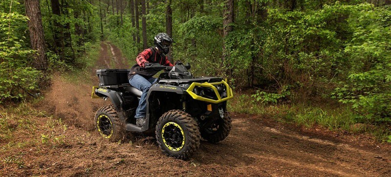 2020 Can-Am Outlander MAX XT-P 850 in Glasgow, Kentucky - Photo 4