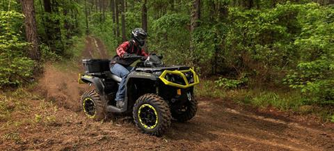 2020 Can-Am Outlander MAX XT-P 850 in Woodruff, Wisconsin - Photo 4
