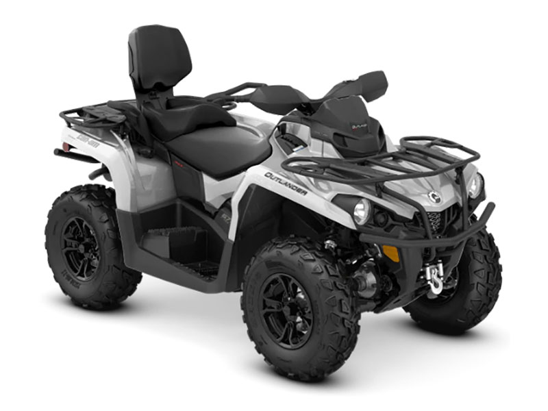 2020 Can-Am Outlander MAX XT 570 in Afton, Oklahoma - Photo 1