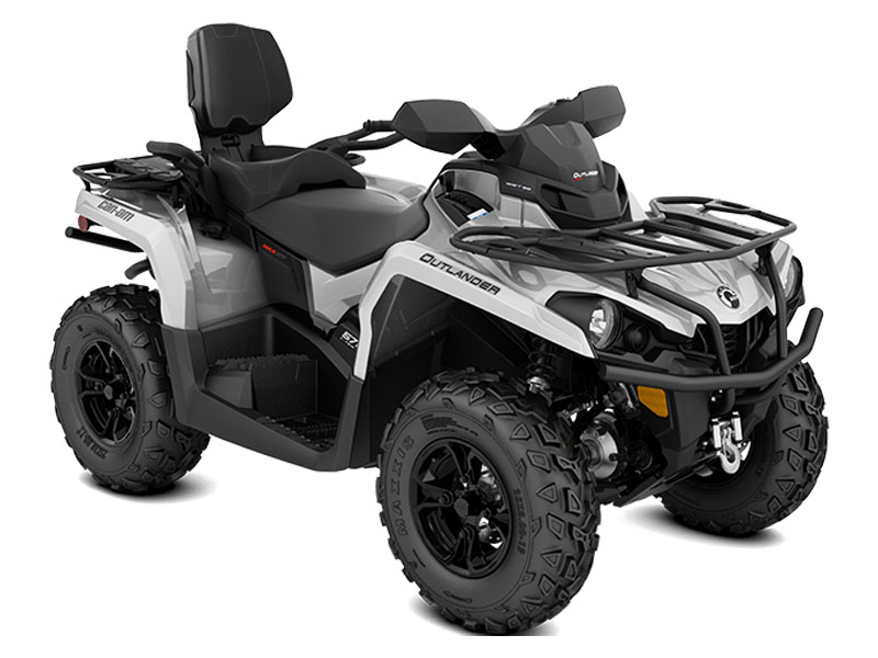 2020 Can-Am Outlander MAX XT 570 in Amarillo, Texas - Photo 1