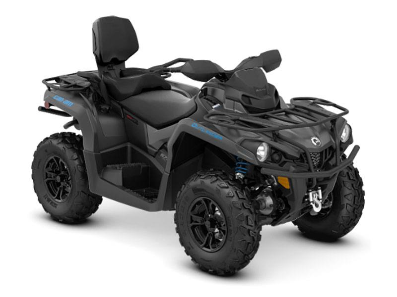 2020 Can-Am Outlander MAX XT 570 in Oklahoma City, Oklahoma - Photo 1