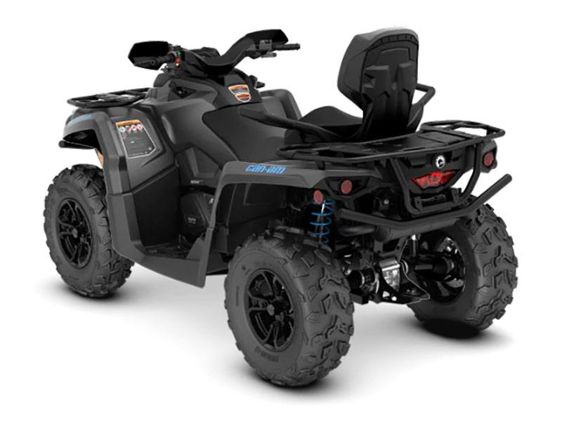 2020 Can-Am Outlander MAX XT 570 in Bennington, Vermont - Photo 2