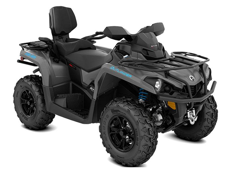 2020 Can-Am Outlander MAX XT 570 in Bennington, Vermont - Photo 1