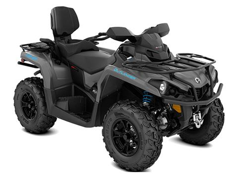 2020 Can-Am Outlander MAX XT 570 in Jones, Oklahoma - Photo 1