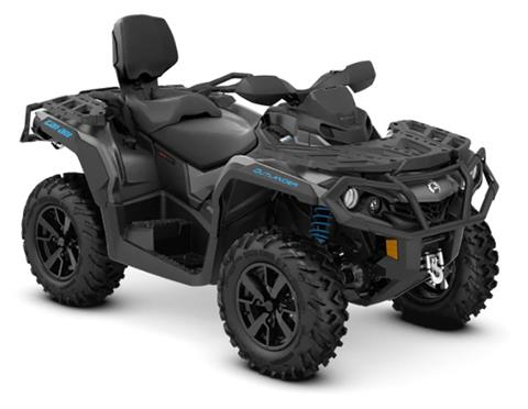 2020 Can-Am Outlander MAX XT 650 in Hillman, Michigan