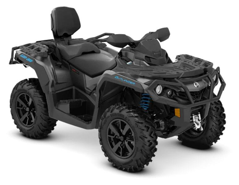 2020 Can-Am Outlander MAX XT 650 in Derby, Vermont - Photo 1