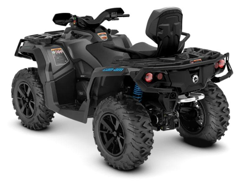 2020 Can-Am Outlander MAX XT 650 in Jones, Oklahoma - Photo 2